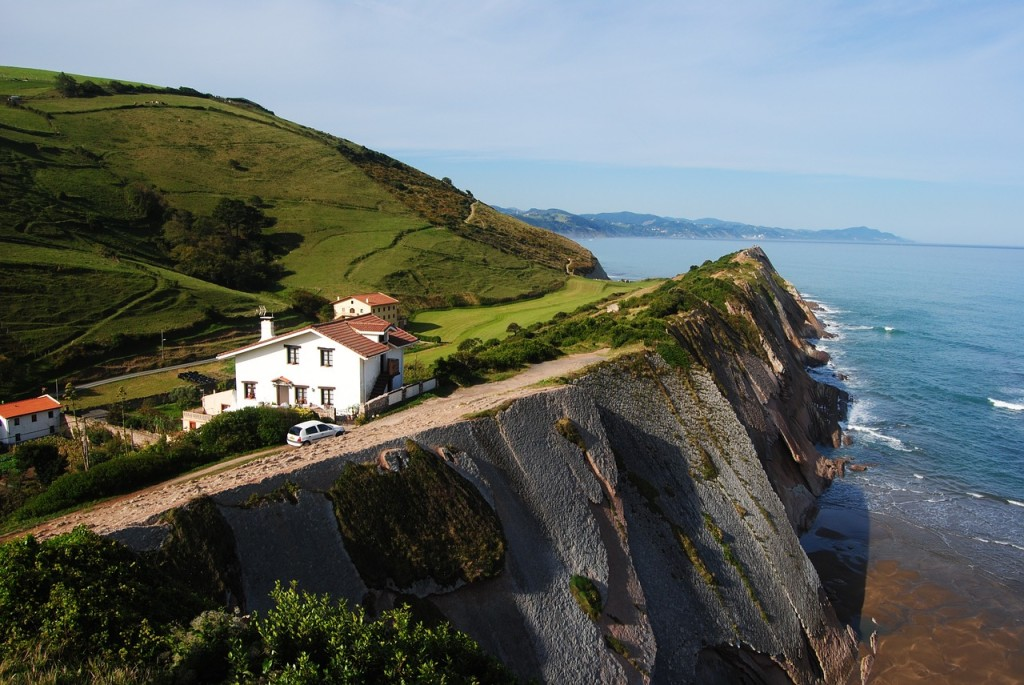 randonnée au Pays basque